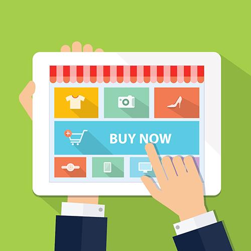 chekcout - ecommerce web design