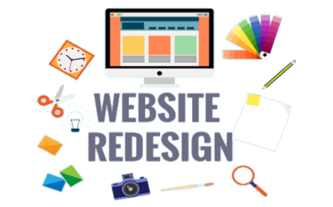 website redesign services Singapore