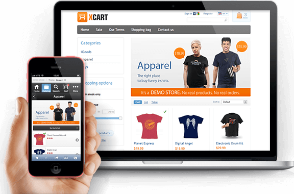 ecommerce website development Singapore