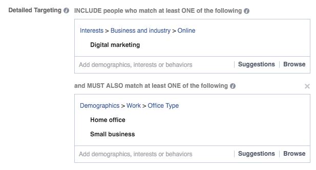 detailed targeting facebook advertising singapore