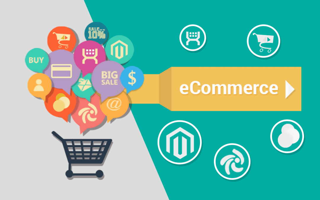 ecommerce web design - woocommerce vs magento vs shopify vs opencart