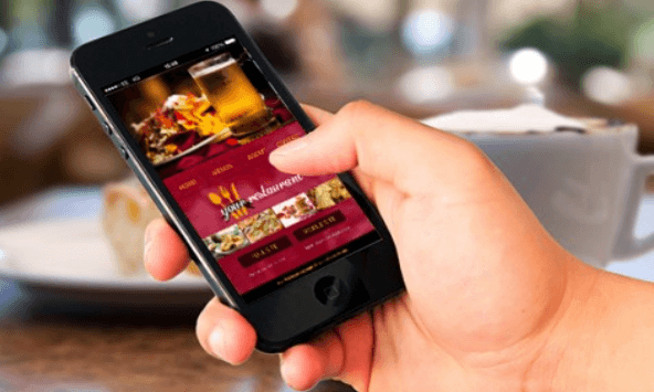 mobile apps development for restaurant business singapore