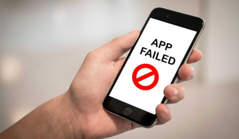 6 Common Mistakes Made In Mobile Apps Development