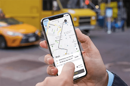 taxi booking mobile apps development cost