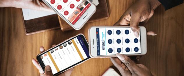 mobile app development for events
