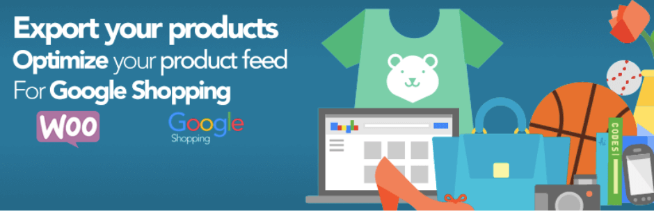 google product feed woocommerce website design