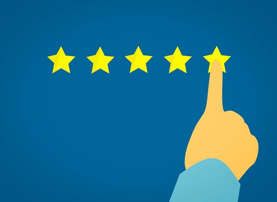 e-commerce web design product reviews