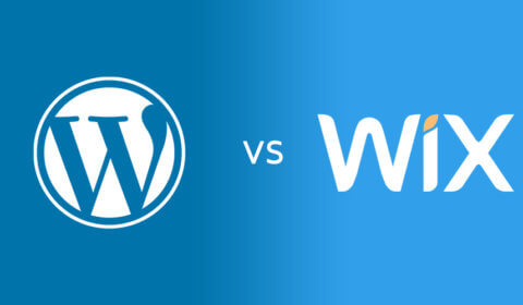 9 Major differences between Wix & WordPress to know before website development