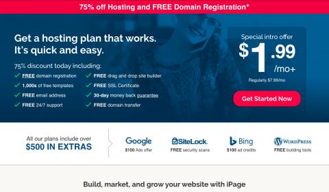 Website Hosting Recommendation