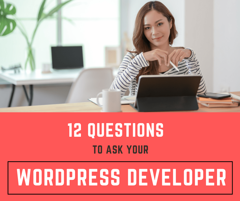 12 Questions to ask your Singapore WordPress developer before you hire him