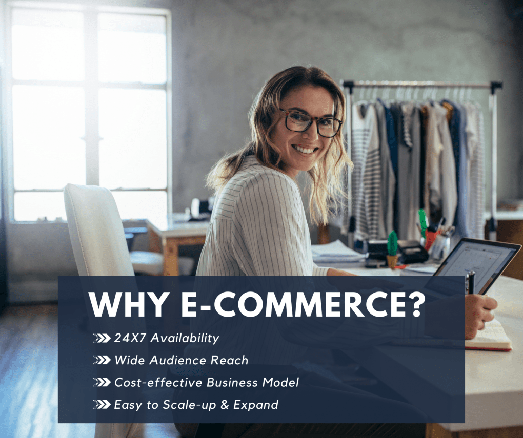 Why should you create an e-commerce website?